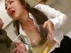 40 Large Drinking (Marika Guzzles 49 Load ...