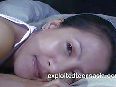 Stacy Filipino teen maid