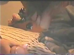 006607 flat-chested beauty trips reverse-cowgirl and comes