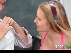 Karter Foxx and Scarlett Sage in Dont Call Our Parents