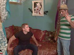 Bully Payback w ALEX ADAMS AND LANCE HART foot job