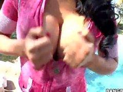 Kiara Mia - Masturbação Hot