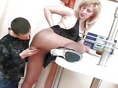 Russian matures and boys
