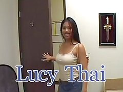 [420] Luci Thai Showing Off Her Goodies For Audition POV