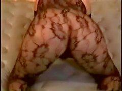 Empinada y bailando con lencería exótica - 19-erotic-1