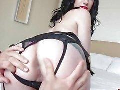 Brenda boop su primer anal