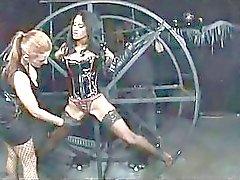 Unbelievable nasty torturing fun with busty slut Kita Zen