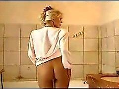 Italian Blonde & Hubby