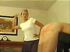 sent for a caning