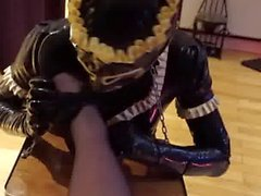 Sissy Rubber Dolly