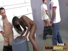 Group interracial hard sex 2