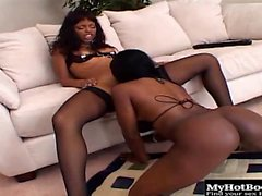 Jada Fire and Marie Luv are best friends, who take some...