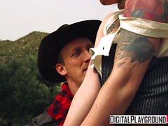 Porno Video XXX - Rawhide - schöne big-Beute Babe