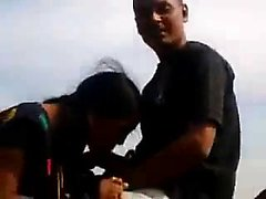 Desi pair having buddy movies that are quickie from the st
