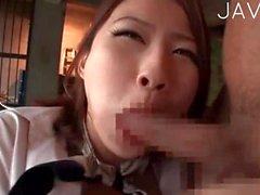 Japanese Slut Gets Toy in Pantyhose