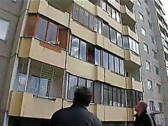 русский зрелые трахает 3 мужчин - двойное проникновение