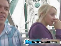Cute french gf hot blowjob part4