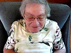 Alemania abuelita Acabadas tres