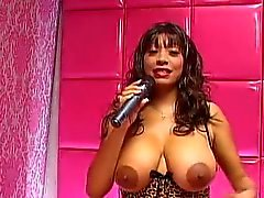 latina topless talk