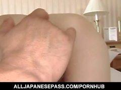 Yume Imano kuumaan JP MILF nauttia pillua pelata ennen kuin teet hänen kanssaan kaveri