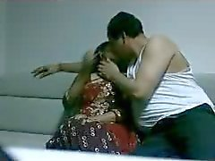Sexy Desi Auntie Enjoyed & Fucked By Her Hubby
