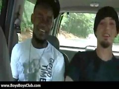 Big muscled black gay boys humiliate white twinks hardcore 01