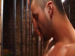 Latino Guys Fucking in a Dungeon 1
