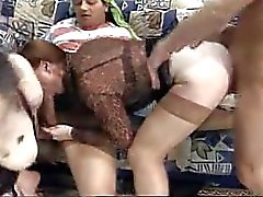 amadurecer difícil Creampie fodido assfucked