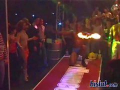 Fireman stripping