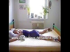 Tickling Bound (german) Kitzelfolter dare Tickle Challenge
