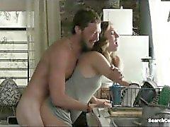 Элисон Уильямс - Лина Данэм - Girls ( 2 015 ) s4e1