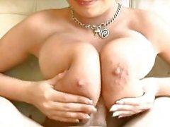 Big Tits Cumshot Collection