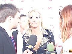 PornhubTV Jessica Drake Interview at 2012 AVN Awards