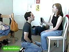 19 girls spitting - Femdom 80 minutes
