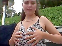 Huge Tit B.B.W. Anal SpitRoast