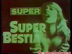 Super super bestia ( 1978 års ) - Italian klassiker