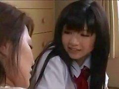 Japanese Futanari - Daughter Sucks Mothers Cock