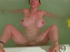 Fun in the tub