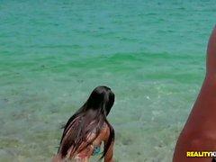 Gorgeous Latina Yurizan Beltran in sexy bikini