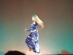 velvet dance