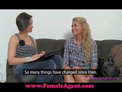 FemaleAgent el Agente del deseo de