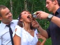 Russian Bride sharing with best friends (Lupe Burnett)