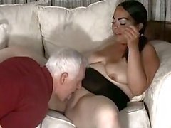 Jong BBW Met Pierced Nipples Loves Anal
