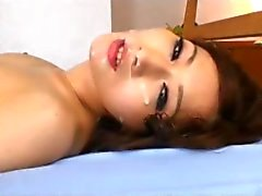 Japanese girl with perfect body gets fucked