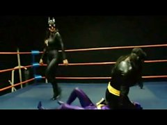 Batgirl Beat Down (requested)