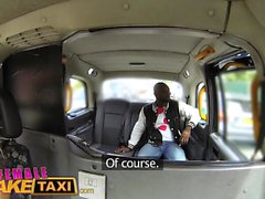 Female Fake Taxi Hot sweaty fucking pays taxi fare