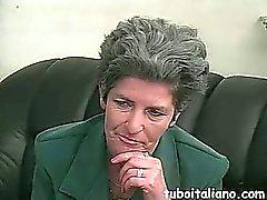 Milf Segretaria Bionda Trombata