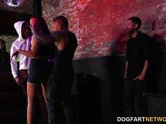 Jennifer White Interracial Gangbang - Cuckold Sessions