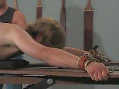 Chris spanking