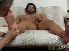 Young males hairy legs gay Alpha-Male Atlas Worshiped